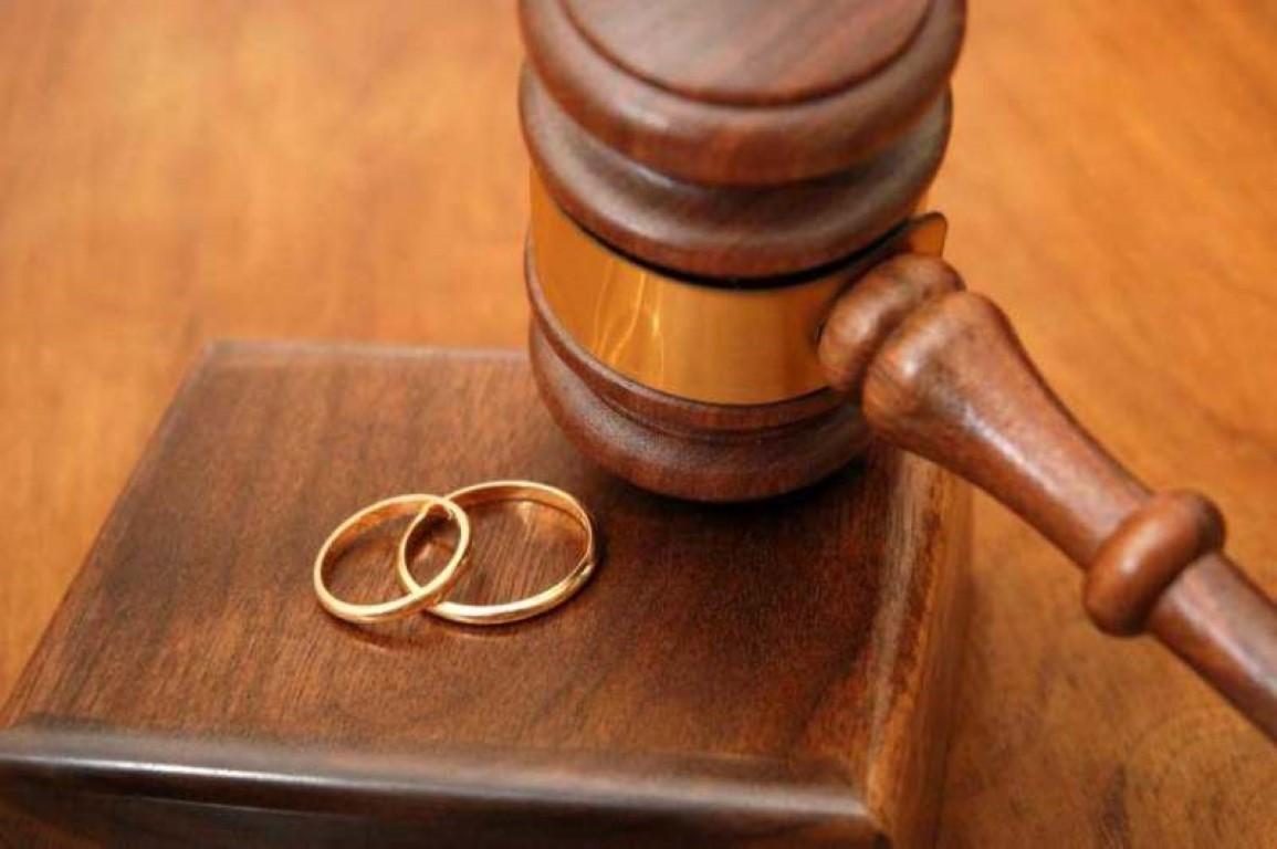 Заявление на развод в мировой суд